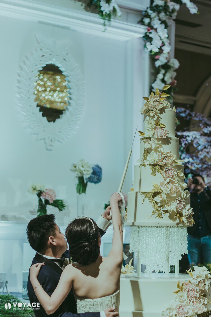 The wedding of Sevvy & Minghan by Voyage Entertainment - 002