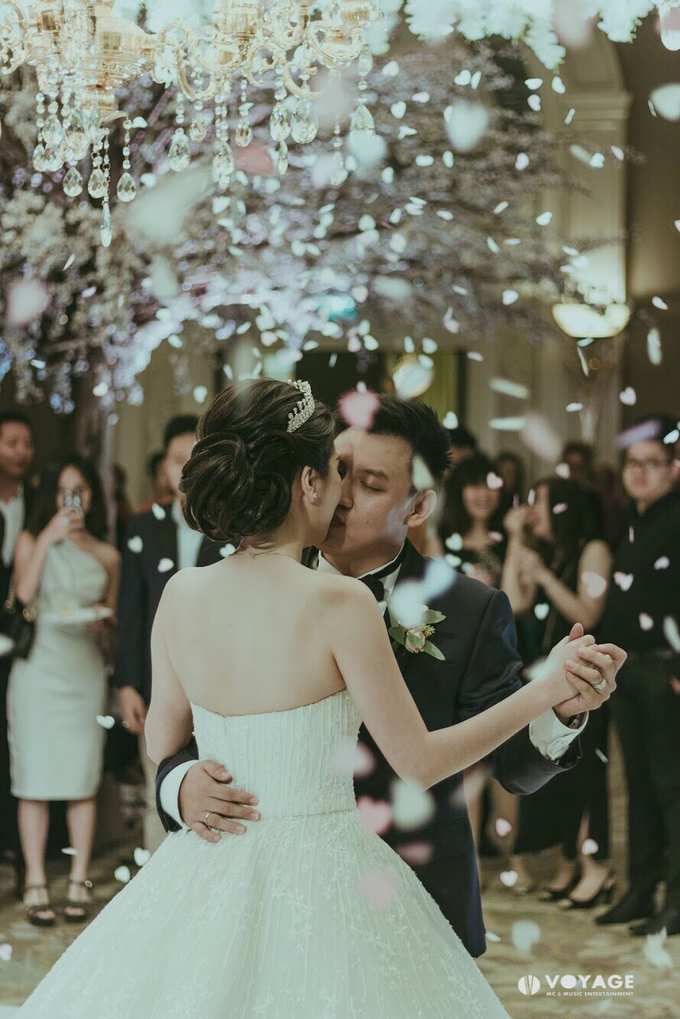 The wedding of Sevvy & Minghan by Voyage Entertainment - 003