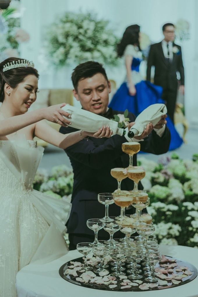 The wedding of Sevvy & Minghan by Voyage Entertainment - 006