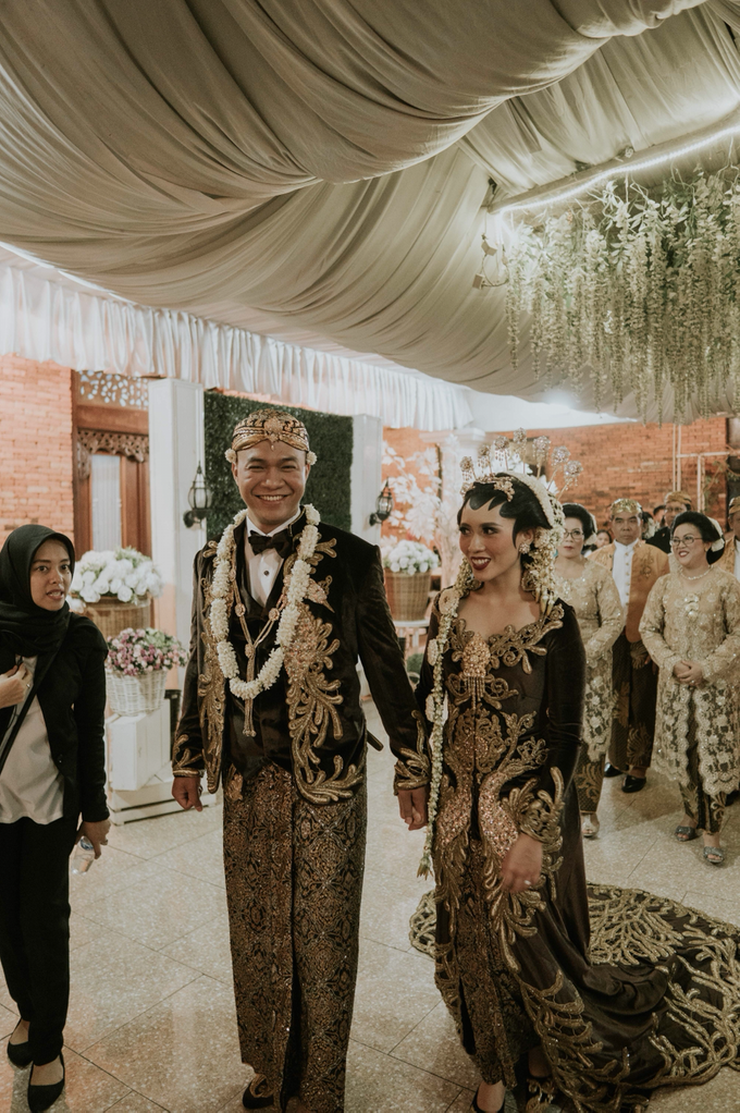 The wedding of Nissa & Pandu by Voyage Entertainment - 002