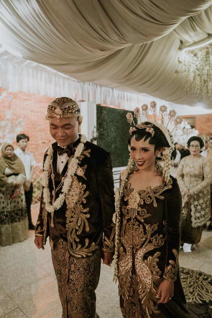 The wedding of Nissa & Pandu by Voyage Entertainment - 001