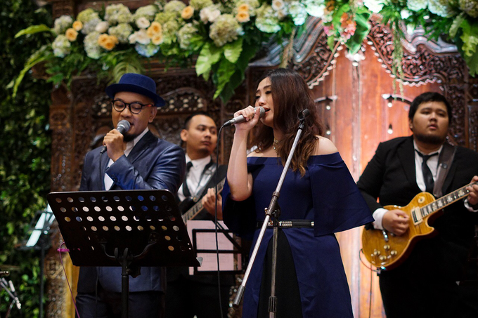 The Wedding of Raras & Radit by Voyage Entertainment - 004