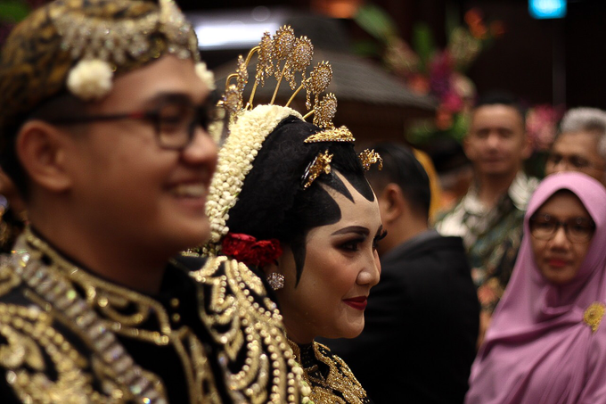 The wedding of Raras & Radit by Voyage Entertainment - 001