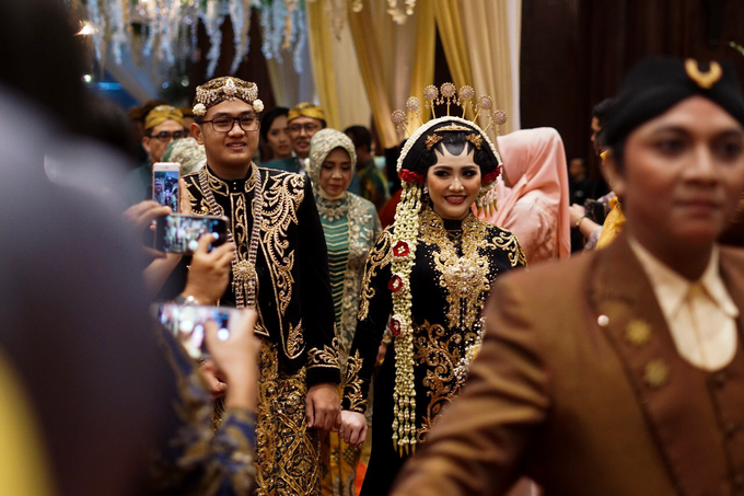 The wedding of Raras & Radit by Voyage Entertainment - 003