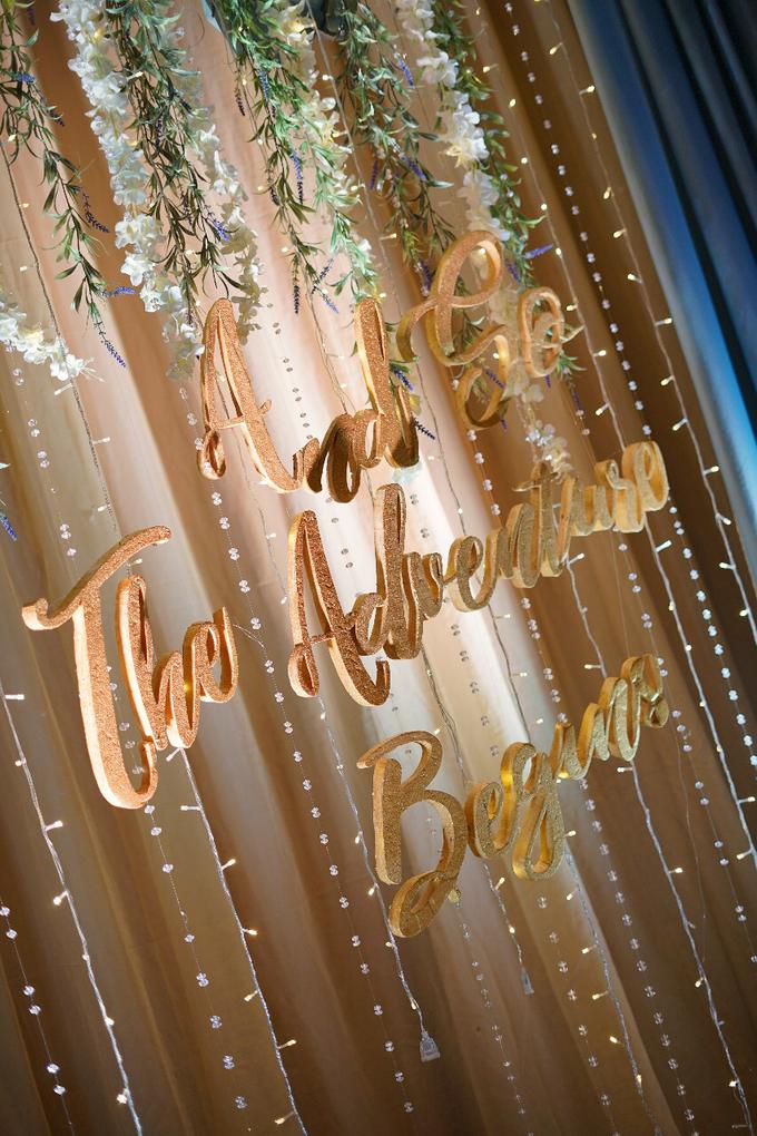 The wedding of Farrell & Vani by 4Seasons Decoration - 001