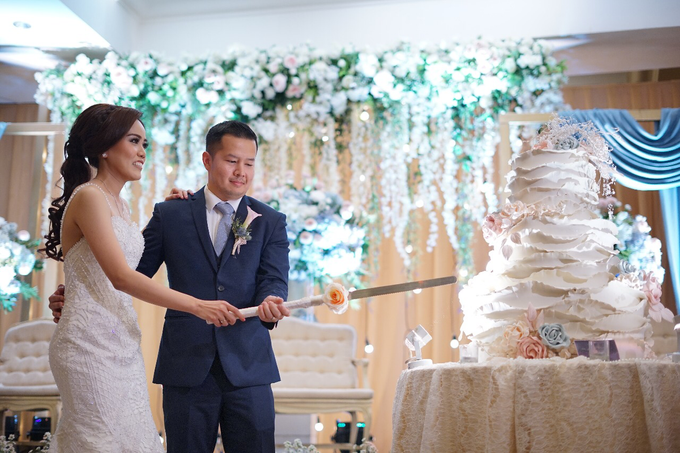 The wedding of Farrell & Vani by The Ritz-Carlton Jakarta, Mega Kuningan - 005