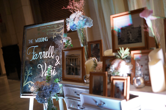 The wedding of Farrell & Vani by The Ritz-Carlton Jakarta, Mega Kuningan - 002