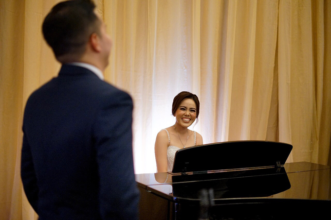 The wedding of Farrell & Vani by The Ritz-Carlton Jakarta, Mega Kuningan - 004