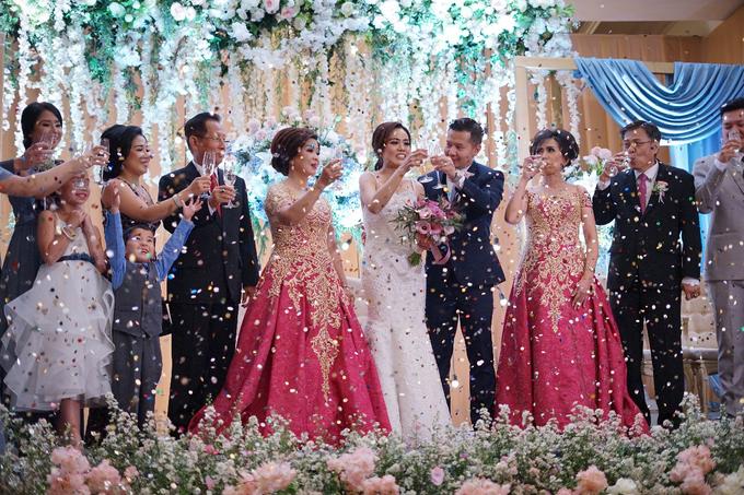 The wedding of Farrell & Vani by 4Seasons Decoration - 006