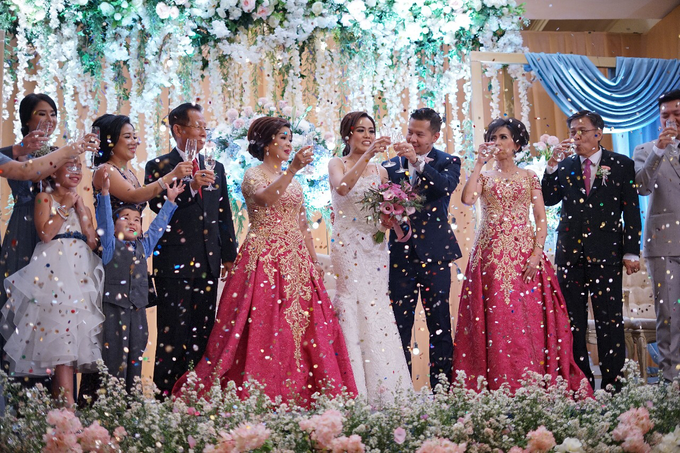 The wedding of Farrell & Vani by The Ritz-Carlton Jakarta, Mega Kuningan - 006