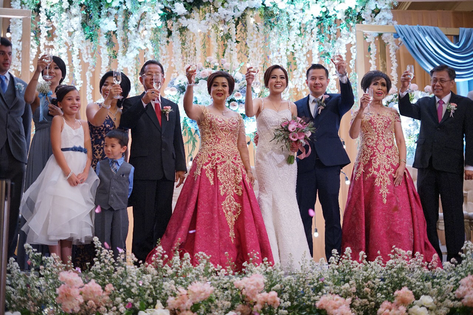 The wedding of Farrell & Vani by The Ritz-Carlton Jakarta, Mega Kuningan - 007