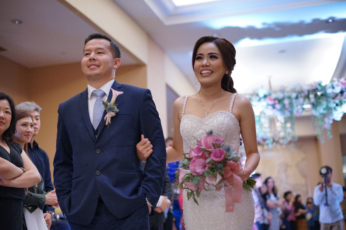 The wedding of Farrell & Vani by The Ritz-Carlton Jakarta, Mega Kuningan - 008