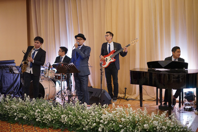 The wedding of Farrell & Vani by The Ritz-Carlton Jakarta, Mega Kuningan - 010