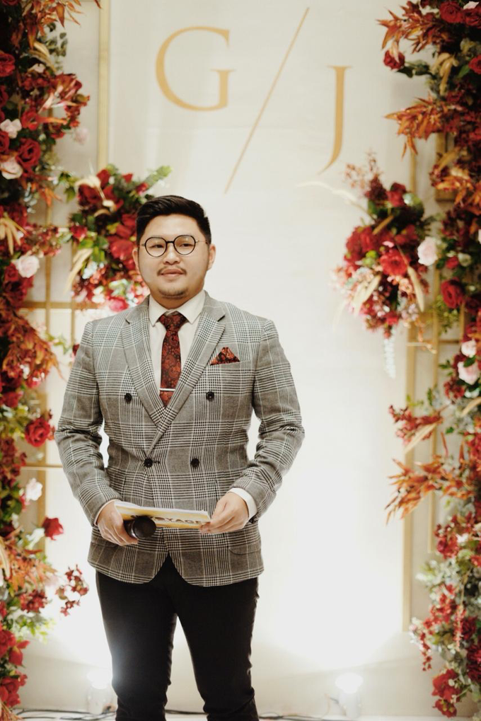 The wedding of Gio & Jashinta by Wong Hang Distinguished Tailor - 004