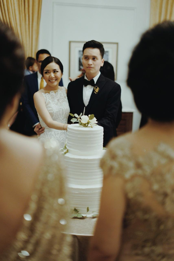 The wedding of Gio & Jashinta by Wong Hang Distinguished Tailor - 002
