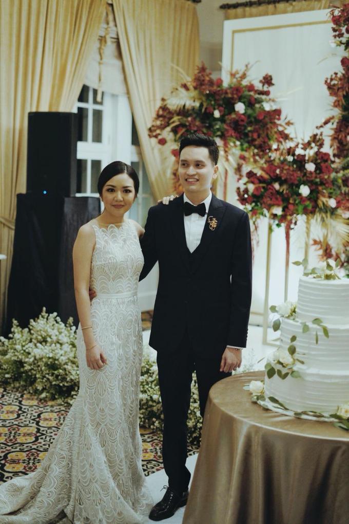 The wedding of Gio & Jashinta by Voyage Entertainment - 003