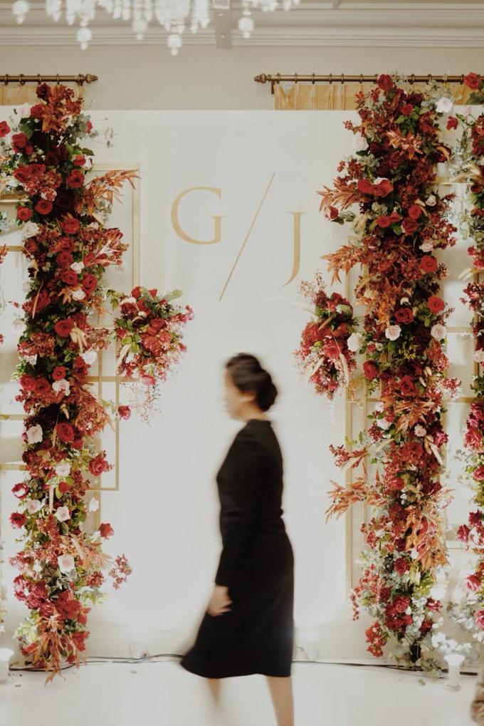 The wedding of Gio & Jashinta by Voyage Entertainment - 005