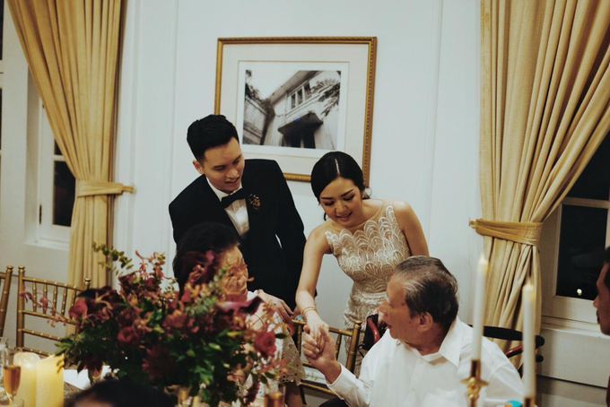 The wedding of Gio & Jashinta by Wong Hang Distinguished Tailor - 010