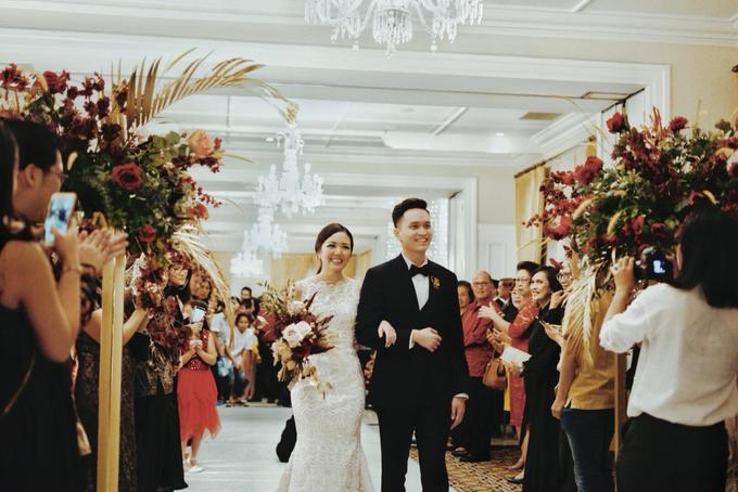 The wedding of Gio & Jashinta by Voyage Entertainment - 012