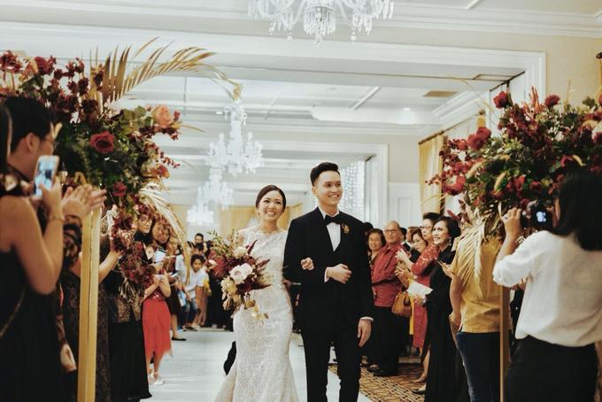 The wedding of Gio & Jashinta by Voyage Entertainment - 014
