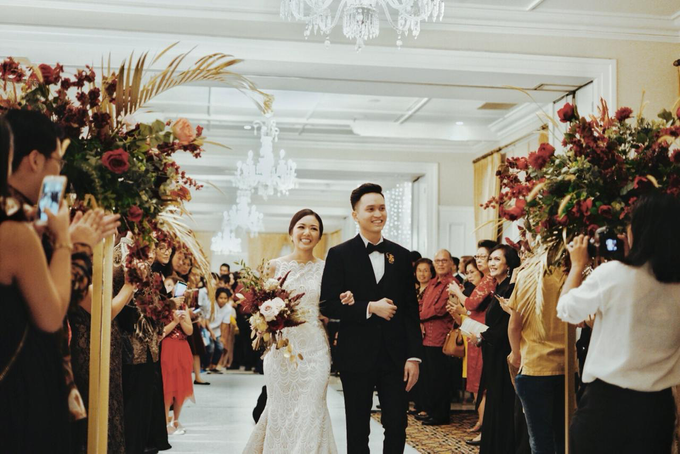 The wedding of Gio & Jashinta by Wong Hang Distinguished Tailor - 014