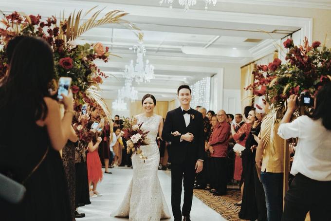 The wedding of Gio & Jashinta by Voyage Entertainment - 015