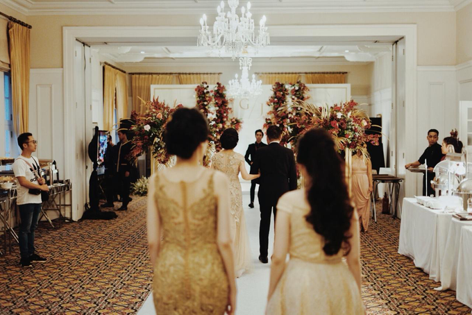 The wedding of Gio & Jashinta by Wong Hang Distinguished Tailor - 032