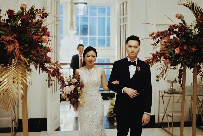The wedding of Gio & Jashinta by Voyage Entertainment - 030