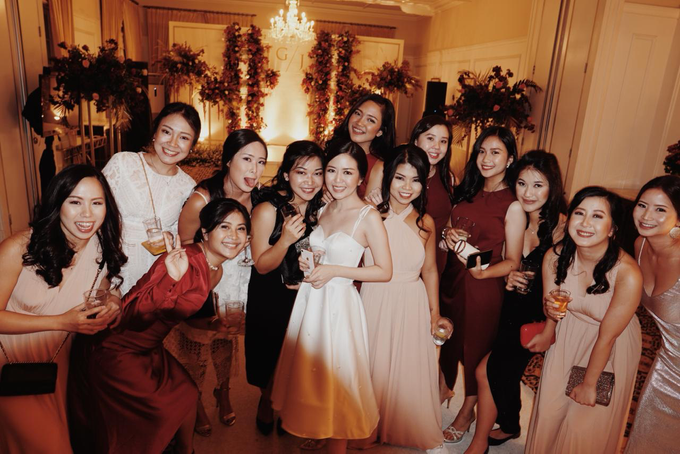The wedding of Gio & Jashinta by Wong Hang Distinguished Tailor - 038
