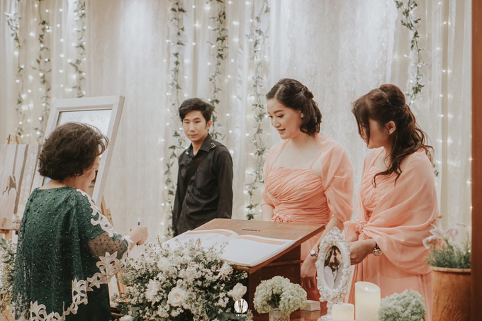 The wedding of Timy & Theresia by Voyage Entertainment - 005