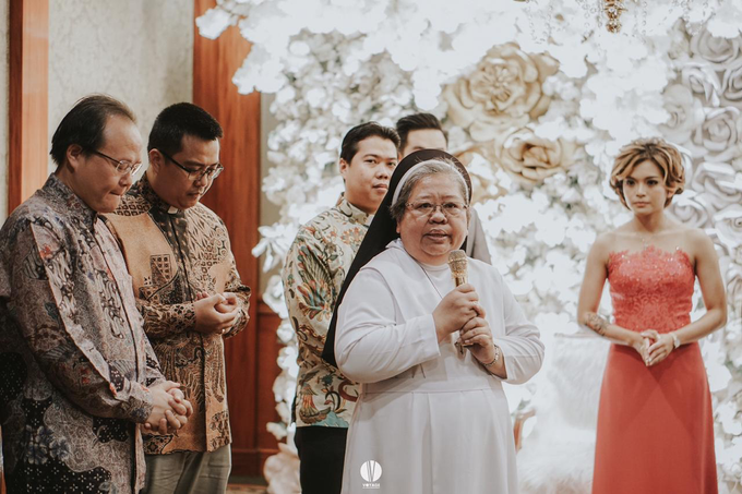 The wedding of Timy & Theresia by Voyage Entertainment - 006