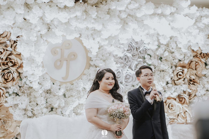 The wedding of Timy & Theresia by Voyage Entertainment - 009