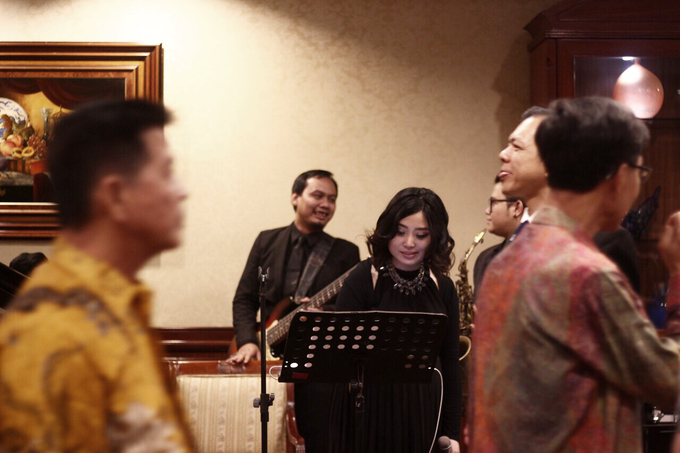 The wedding of Timy & Theresia by Voyage Entertainment - 016