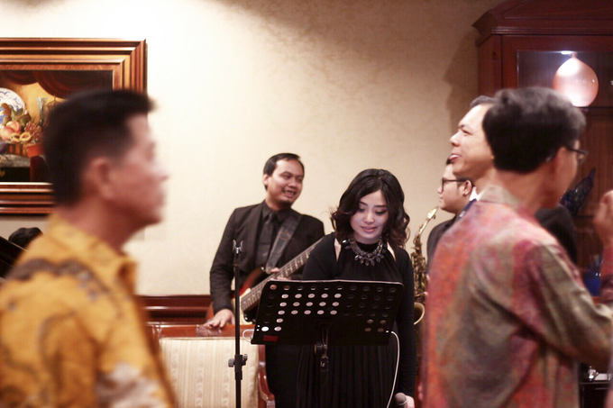 The wedding of Timy & Theresia by Voyage Entertainment - 017