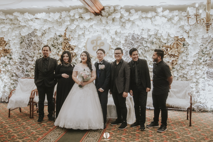 The wedding of Timy & Theresia by Voyage Entertainment - 030