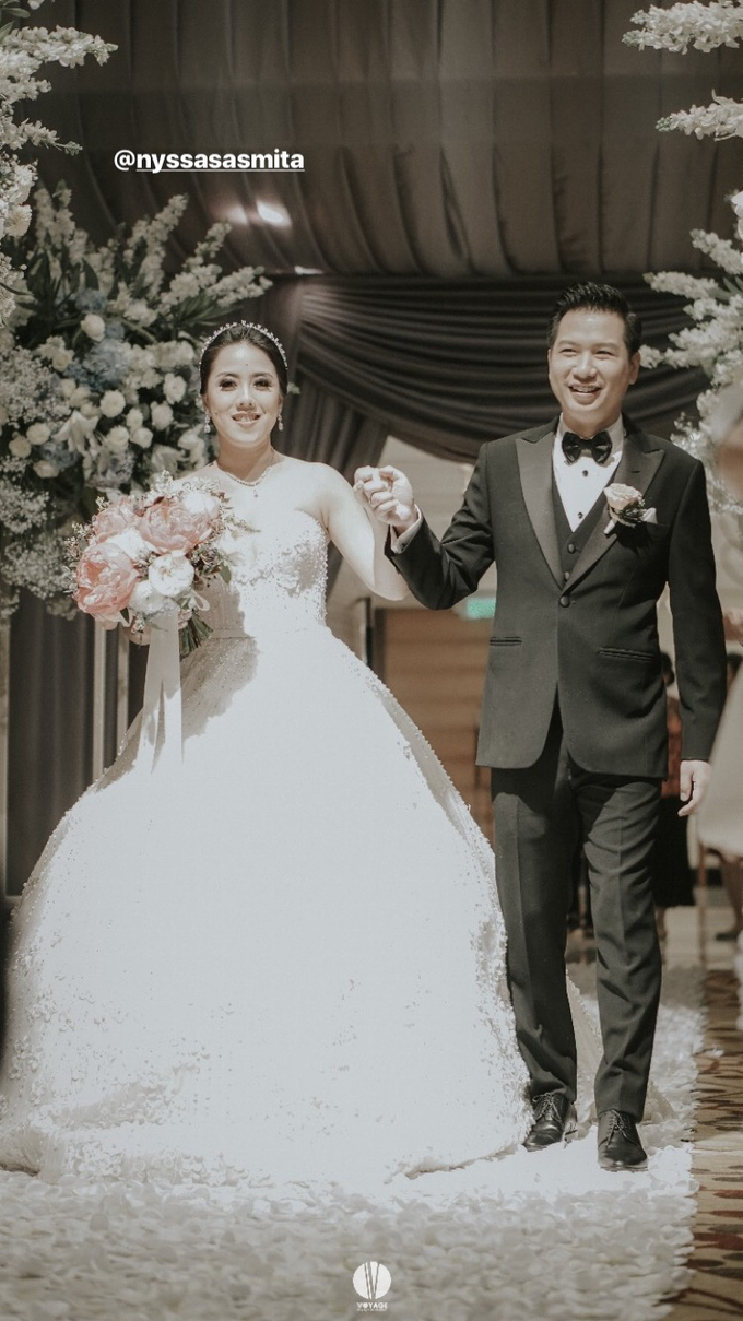 The wedding of Michael & Nyssa by PRIVATE WEDDING ORGANIZER - 007