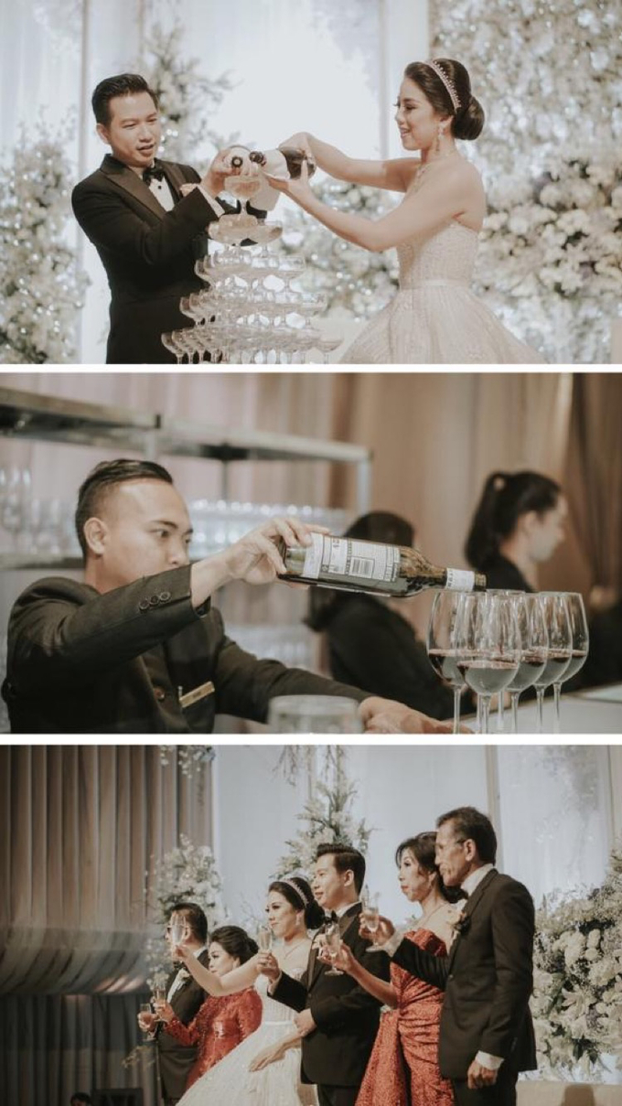 The wedding of Michael & Nyssa by PRIVATE WEDDING ORGANIZER - 009