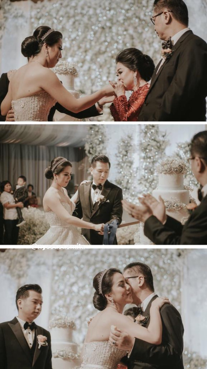 The wedding of Michael & Nyssa by PRIVATE WEDDING ORGANIZER - 011