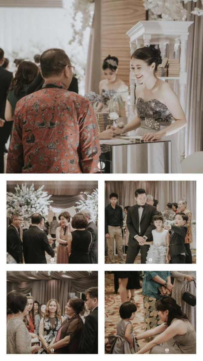 The wedding of Michael & Nyssa by PRIVATE WEDDING ORGANIZER - 016