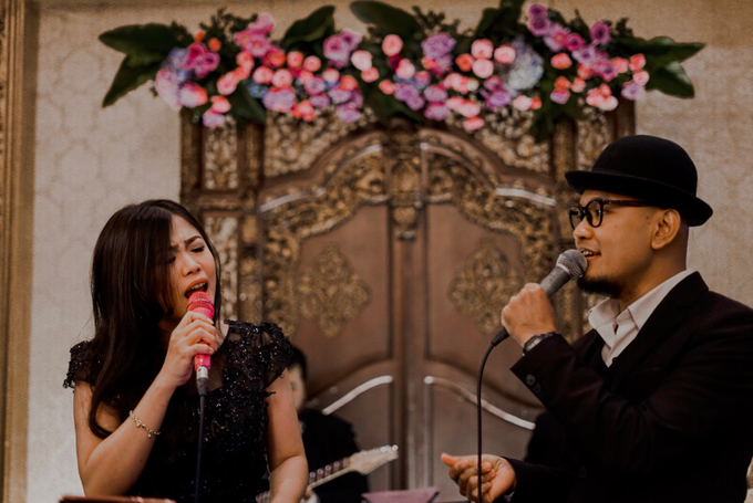 The wedding of Ita & Dito by Voyage Entertainment - 011