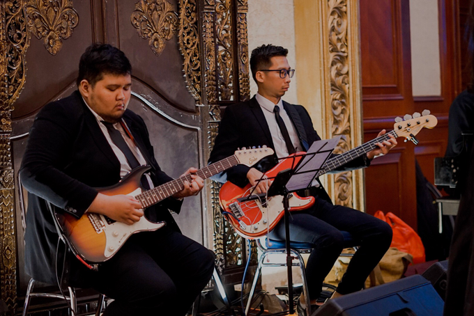 The wedding of Ita & Dito by Voyage Entertainment - 015