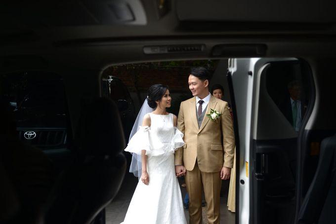 Wedding story of Zulvan n Yoe Chien by sapphire wedding car - 002