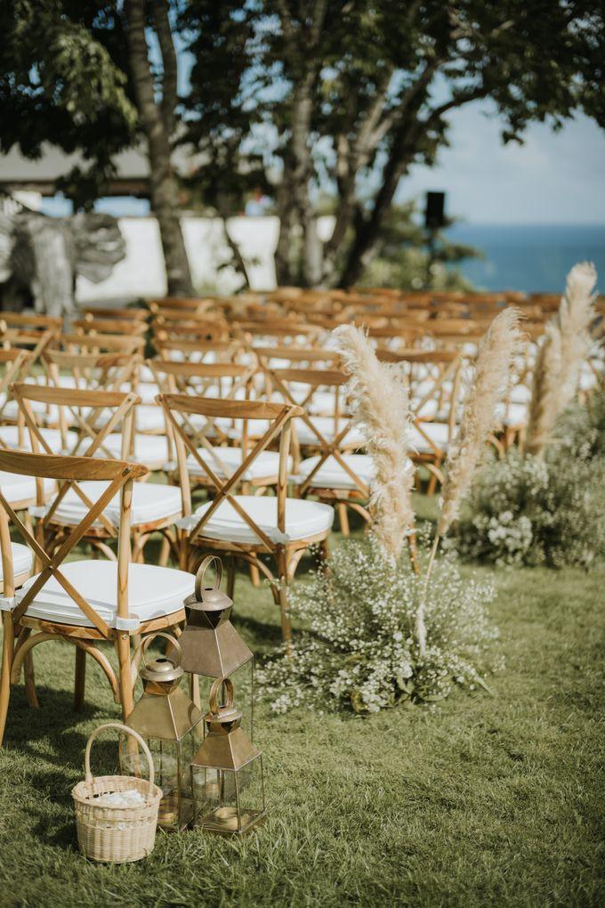 Paskal & Vivin Wedding by Bali Wonderful Decor - 026