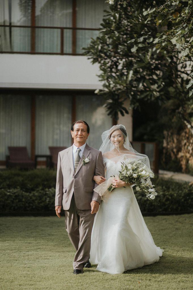 Paskal & Vivin Wedding by Bali Wonderful Decor - 028