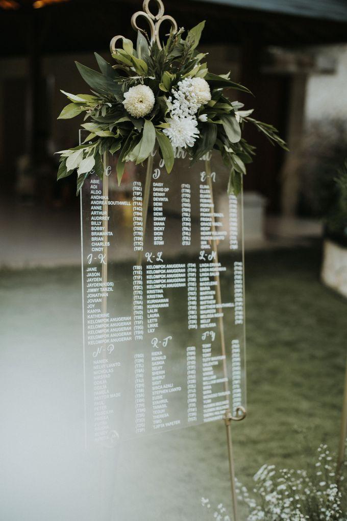 Paskal & Vivin Wedding by Bali Wonderful Decor - 029