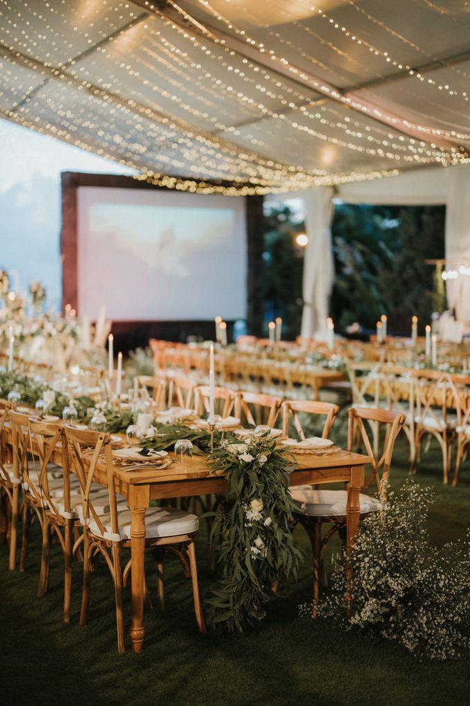Paskal & Vivin Wedding by Bali Wonderful Decor - 031