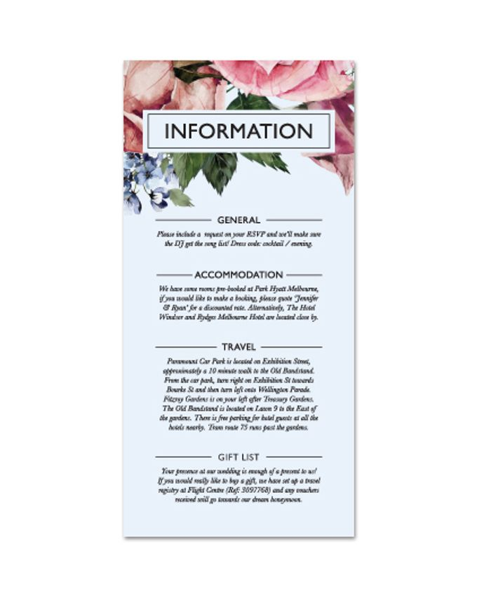 Vintage Rose Stationery by Short & Sweet - 003