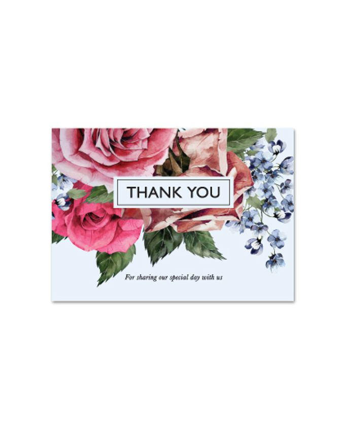Vintage Rose Stationery by Short & Sweet - 007