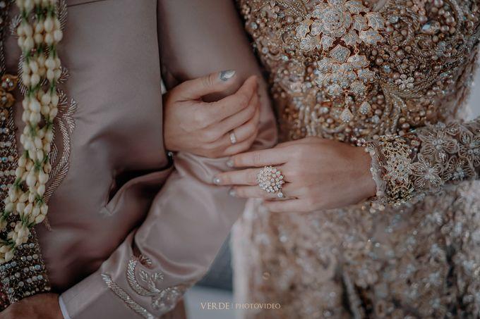 The Wedding Cyntia & Osca by AVIARY Bintaro - 004