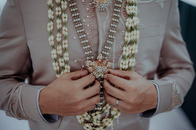 The Wedding Cyntia & Osca by AVIARY Bintaro - 008